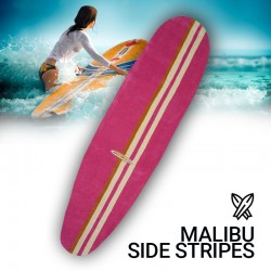 Surf Mat : Malibu Side Stripes