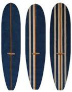 Alfombra  Longboard surfboard 3 m - alfombra para pasillo y sala grande